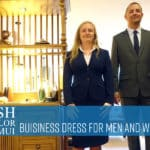 Business Dress for Men and Women