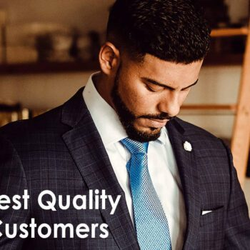 Always best quality for our customers