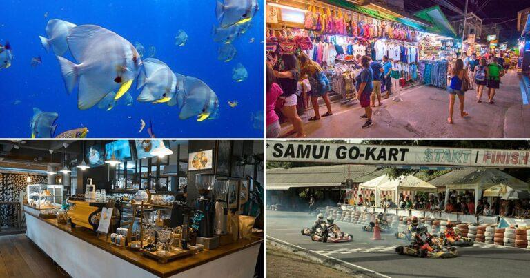 What To Do On Bophut Beach, Koh Samui