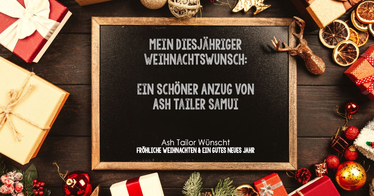Weihnachts- und Neujahrsgrüsse